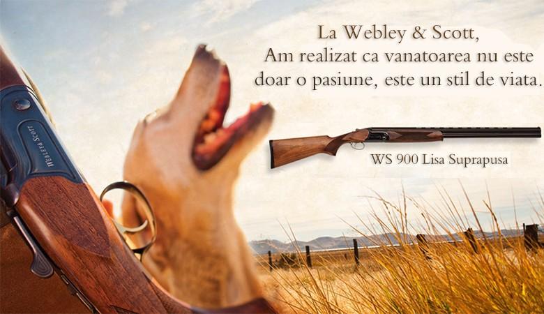 Webley & Scott Seria 900