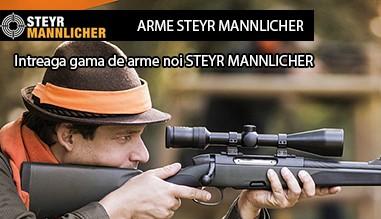 Arme STEYR MANNLICHER 2016